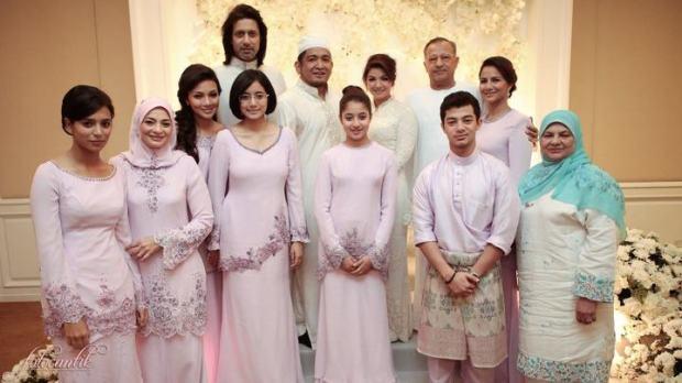 ahli-keluarga-neelofa-perkahwinan-nellisa