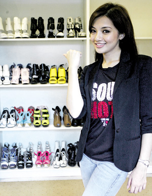 neelofa-shoes